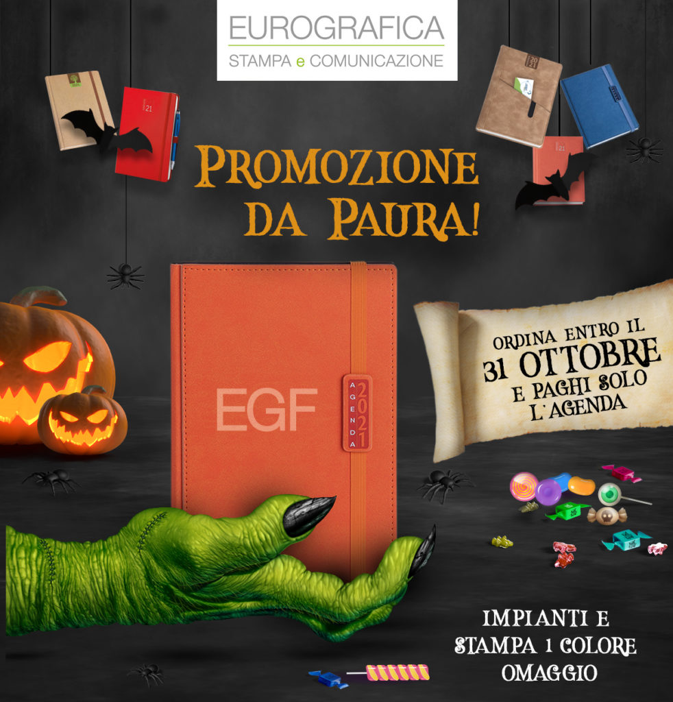 EGF promozione agenda